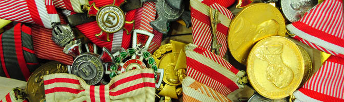 Régi Antik kitüntetések felvásárlása