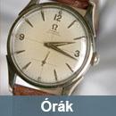 Régi és Antik órák felvásárlása