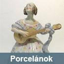 Régi porcelán felvásárlás (kiemelten Herendy és Zsolnay)